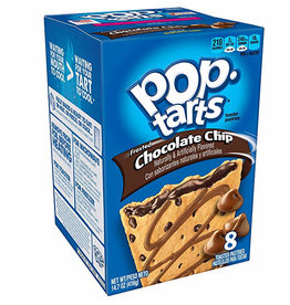 Pop-Tarts Frosted Chocolate Chip - 8 Pack - 416g