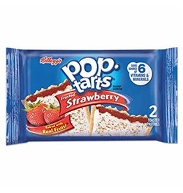 Pop-Tarts Frosted Strawberry - 2 Pack - 104g