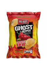 Herr's Ghost Pepper Flavored Smokin' Hot Potato Chips - 184g