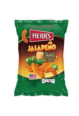 Herr's Jalapeño Flavored Cheese Curls - 198g