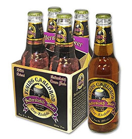 Harry Potter Flying Cauldron Butterscotch Beer Cream Soda - 35cl