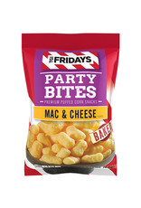 TGI Fridays Party Bites - Mac & Cheese - Premium Puffed Corn Snacks - 92.3g - THT-datum: 11/11/2020