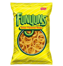 Funyuns - Onion Flavored Rings - Large - 163g - BBD: 09/2020