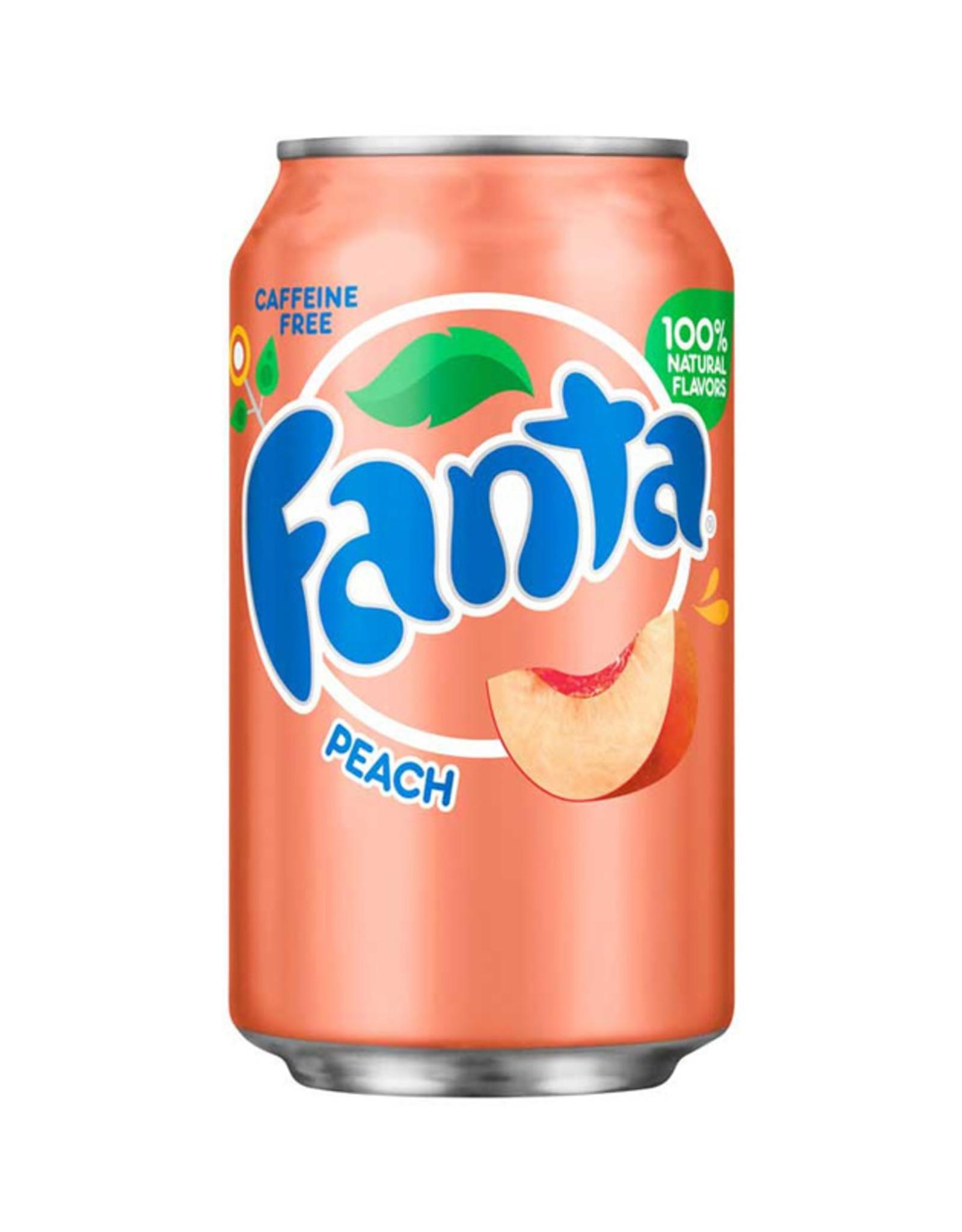 Fanta Peach - 355ml