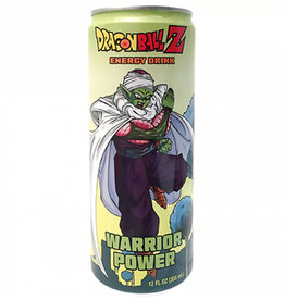 Dragon Ball Z Warrior Power Energy Drink