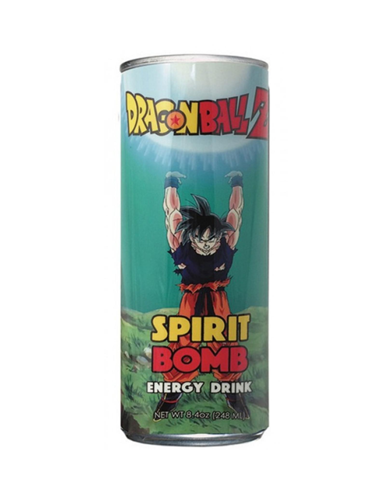 Dragon Ball Z Spirit Bomb Energy Drink