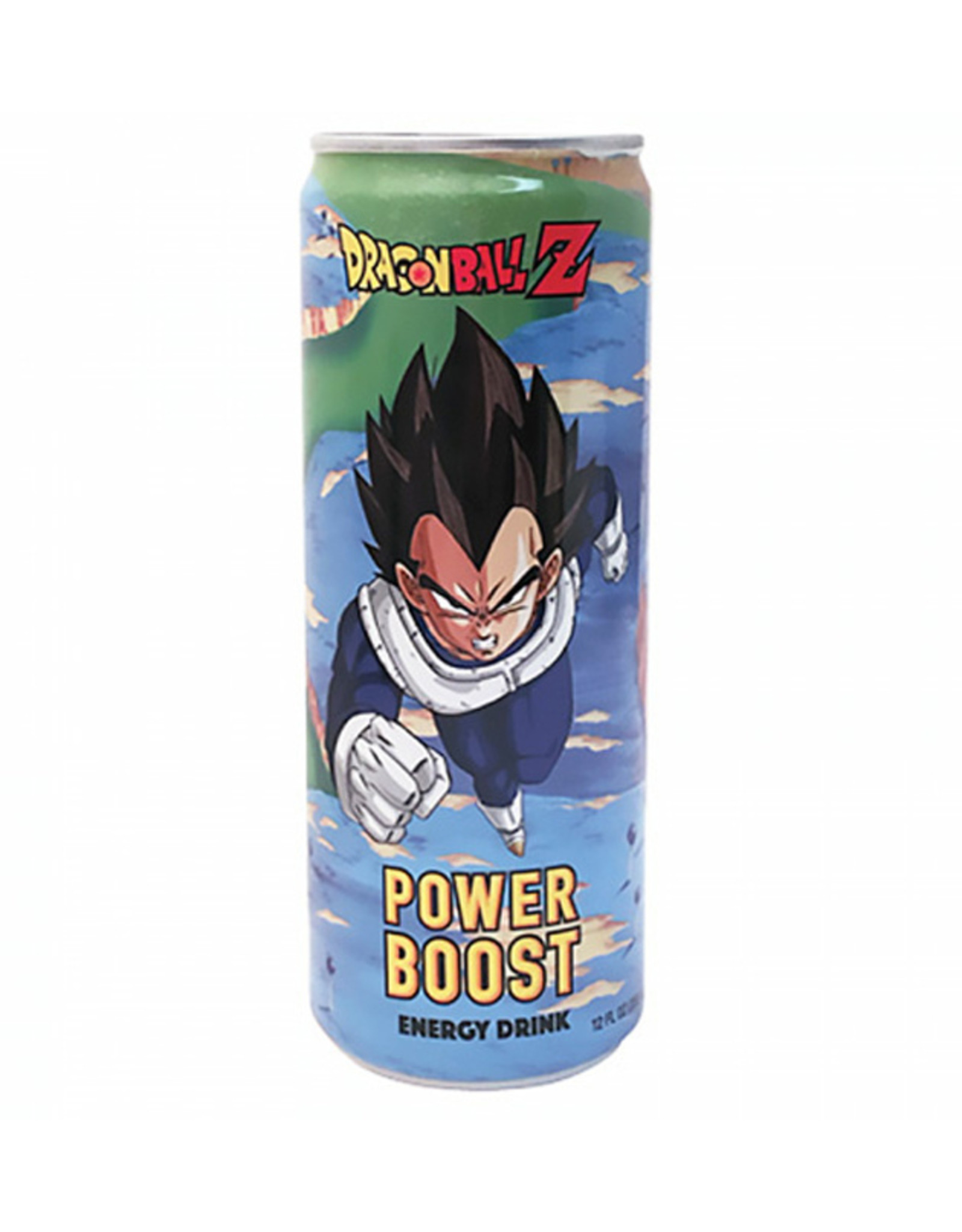 Dragon Ball Z Power Boost Energy Drink