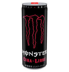 Monster Cuba-Libre (Japan exclusive) - 355ml
