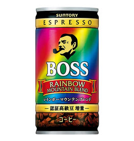 Boss Coffee - Rainbow Mountain Blend Coffee
