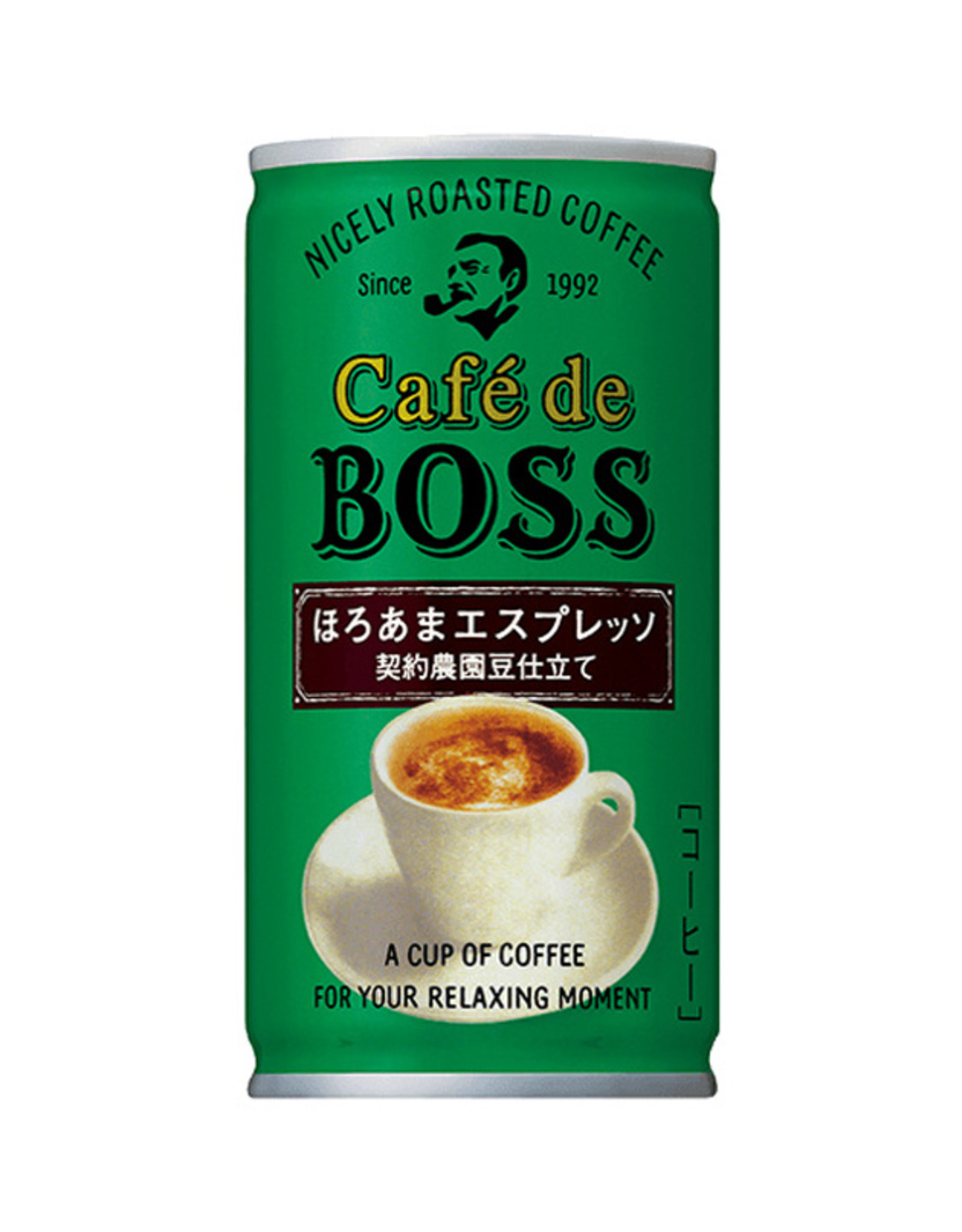 Boss Coffee - Sweet Espresso - Café de Boss