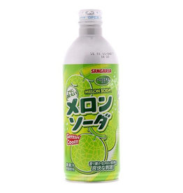 Melon Soda 500 ml