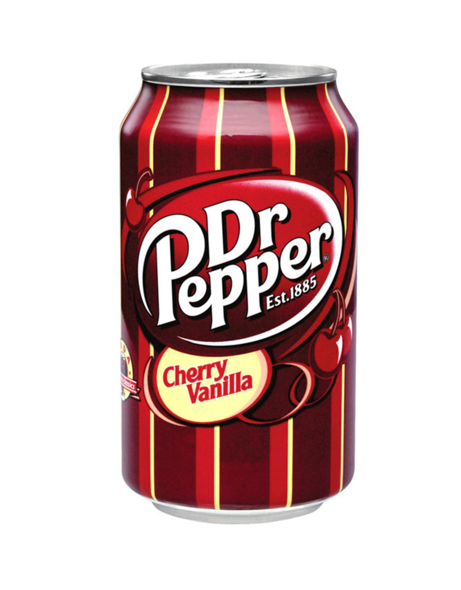 Dr. Pepper Cherry Vanilla - 35cl