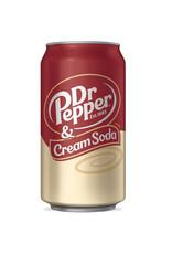 Dr. Pepper Cream Soda - 355ml