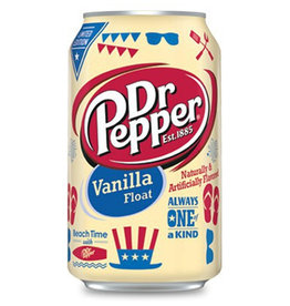 Dr. Pepper Vanilla Float - 355ml