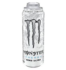 Monster Energy MEGA Zero Ultra Big Can (import) - Zero Calories + Zero Sugar - 710ml