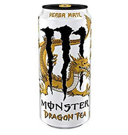 Monster Dragon Tea - Yerba Mate (import) - 458ml