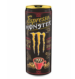 Monster Espresso - Milk - Triple Shot - 250ml