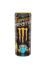 Monster Espresso - Vanilla - Triple Shot - 250ml