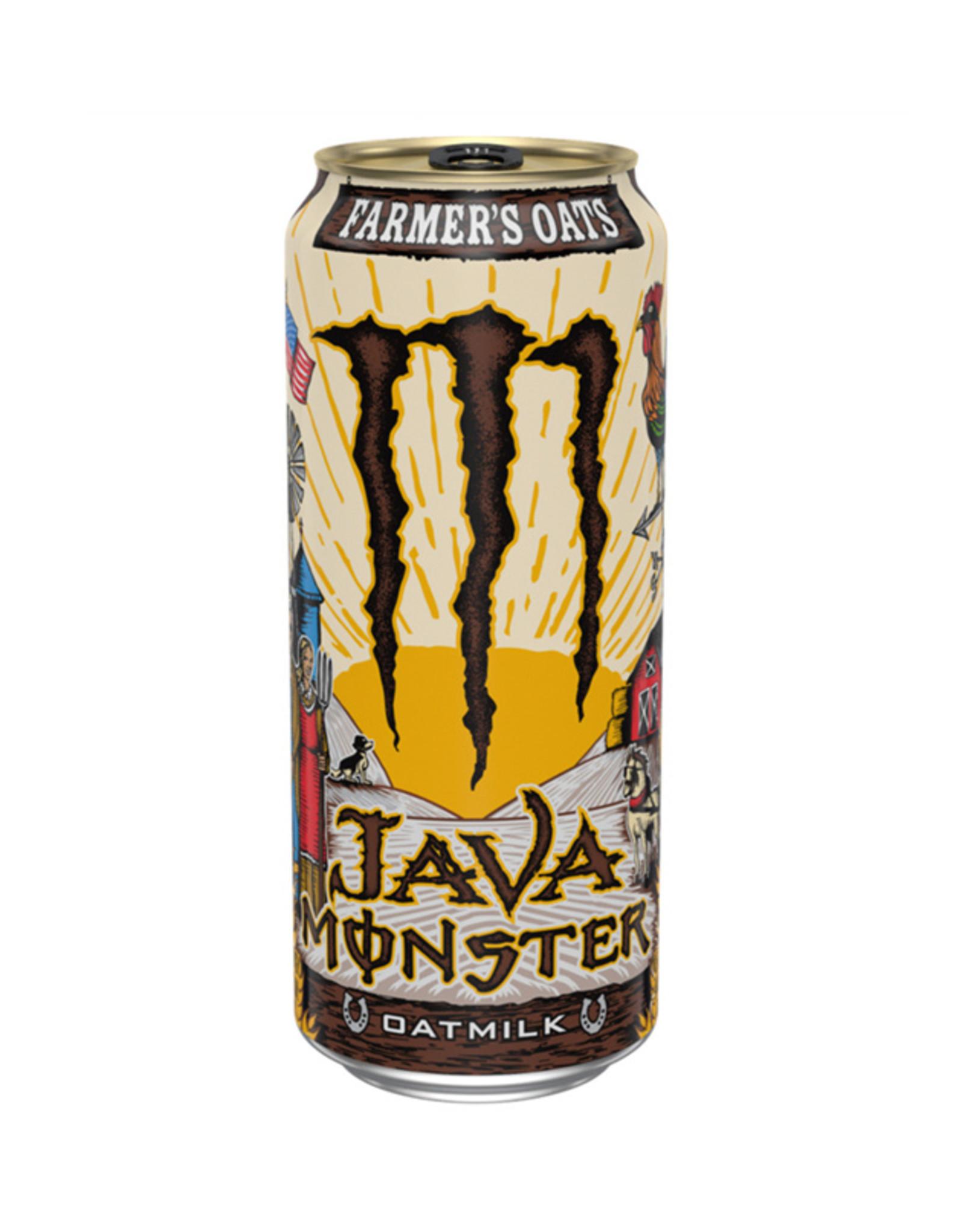 Monster Java Farmer's Oats (import) - 443ml