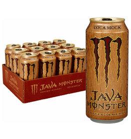 Monster Java Loca Moca (import) - 443ml