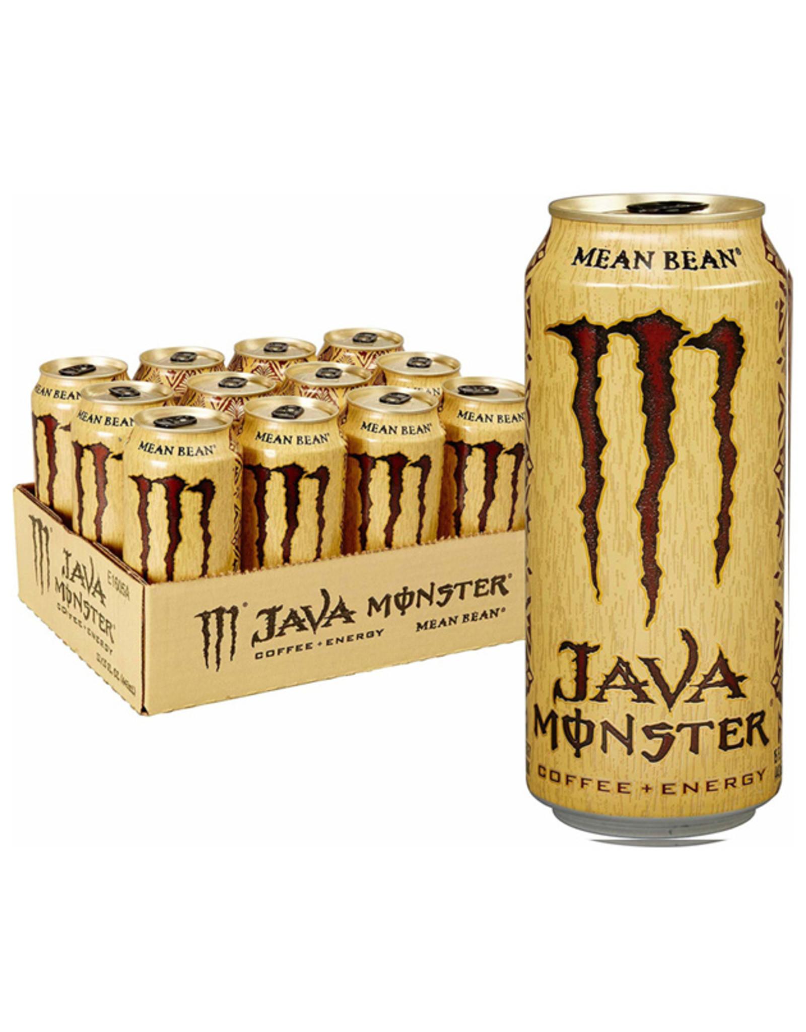 Monster Java Mean Bean (import) - 443ml