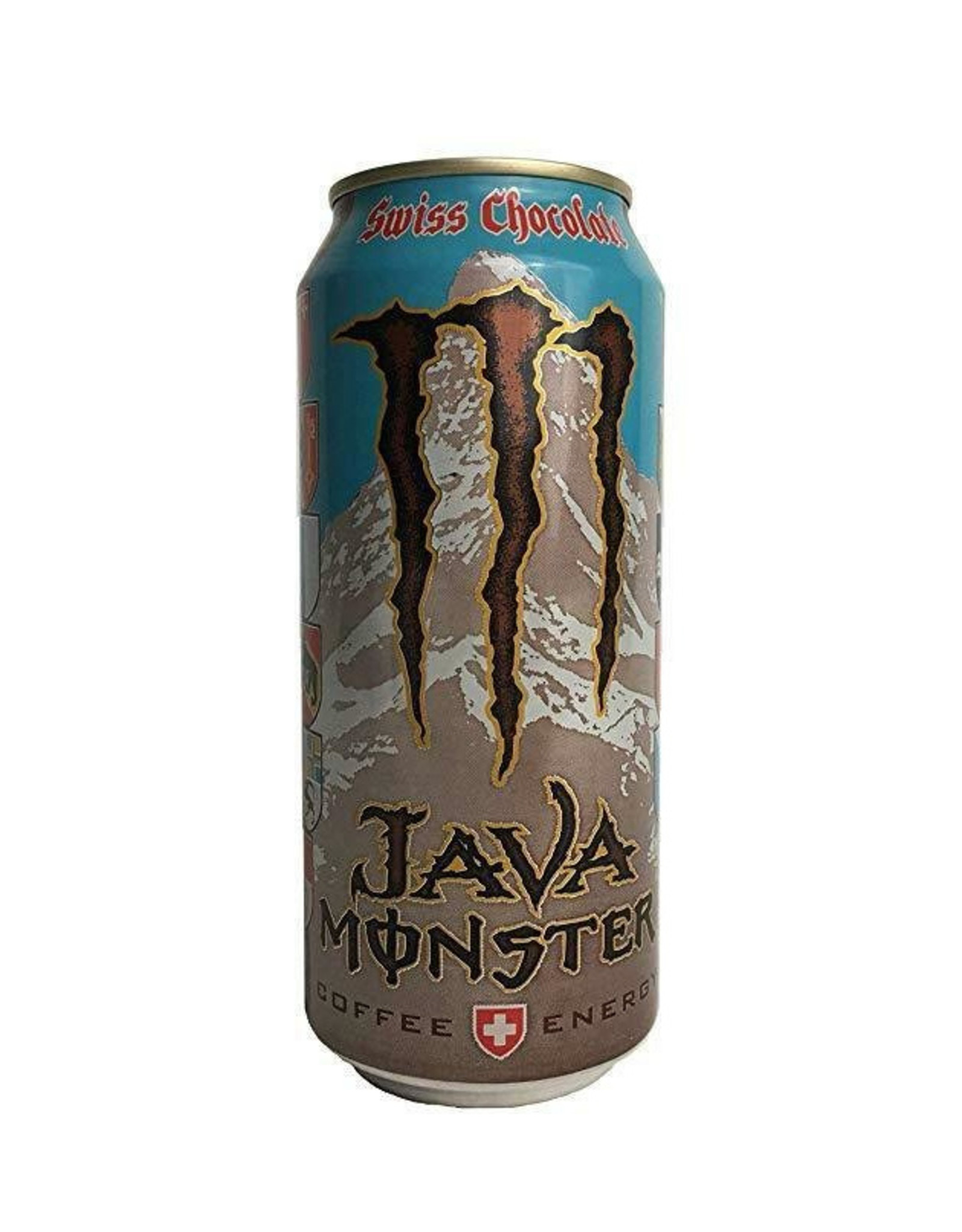 Monster Java Swiss Chocolate (import) - 443ml