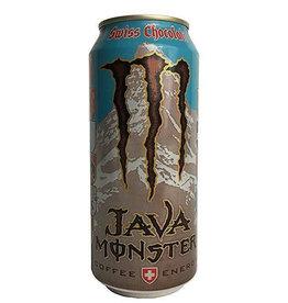 Monster Java Swiss Chocolate (import) - 443ml
