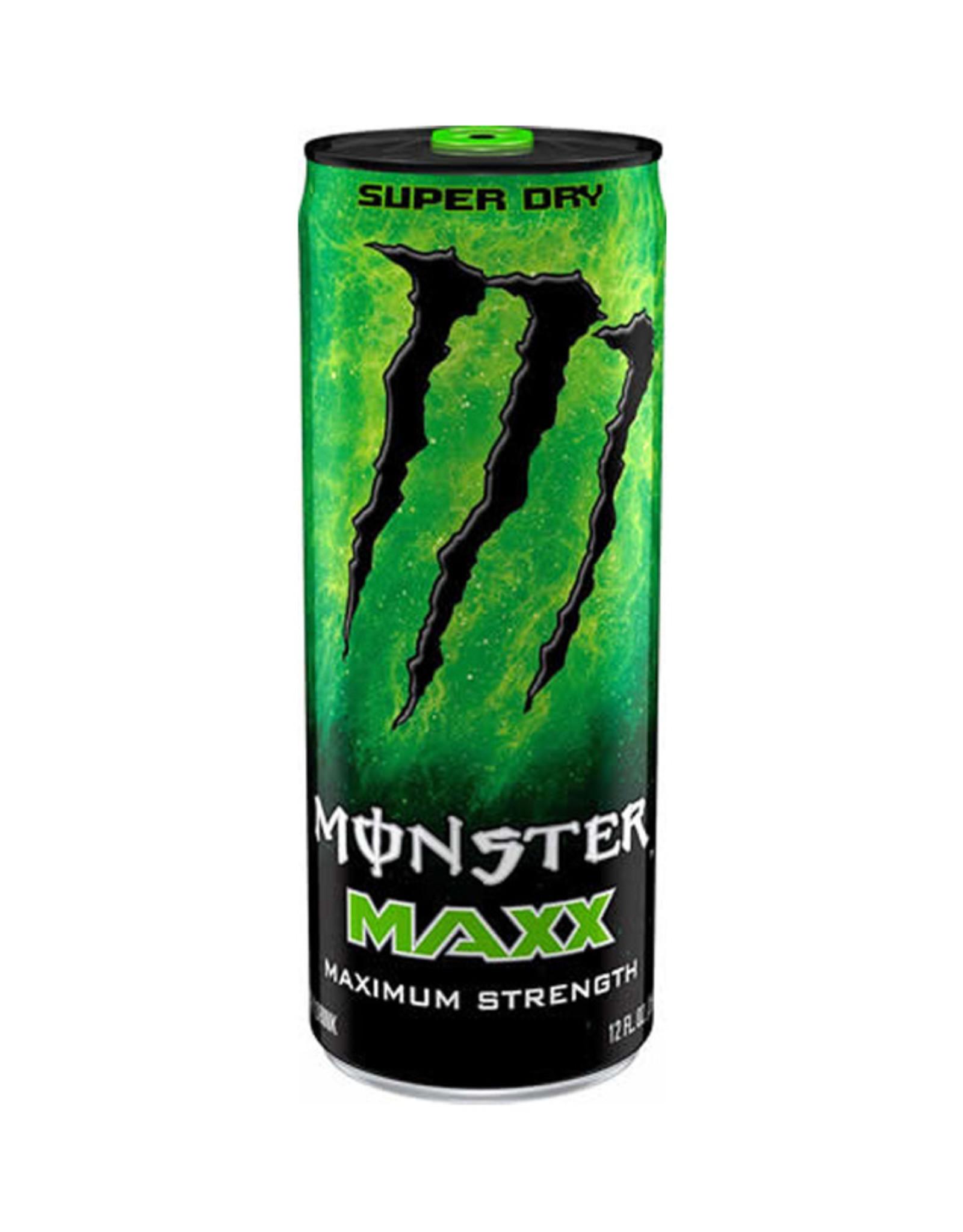 Monster Maxx Super Dry (import) - 355ml