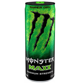 Monster Maxx Super Dry (import) - 355ml