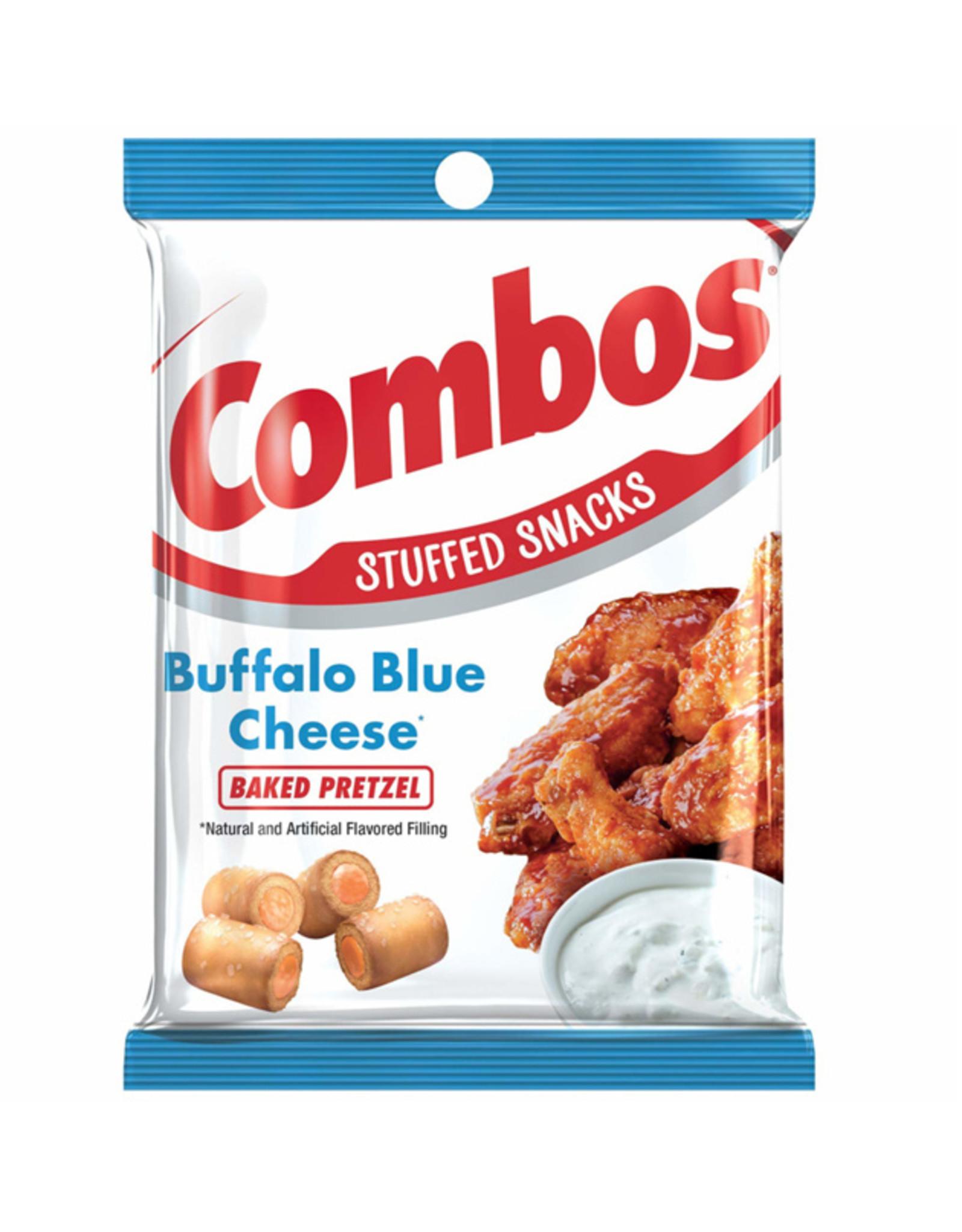 Combos Buffalo Blue Cheese - Baked Pretzel - 178.6g