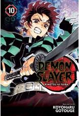 Demon Slayer Volume 10 (English version)