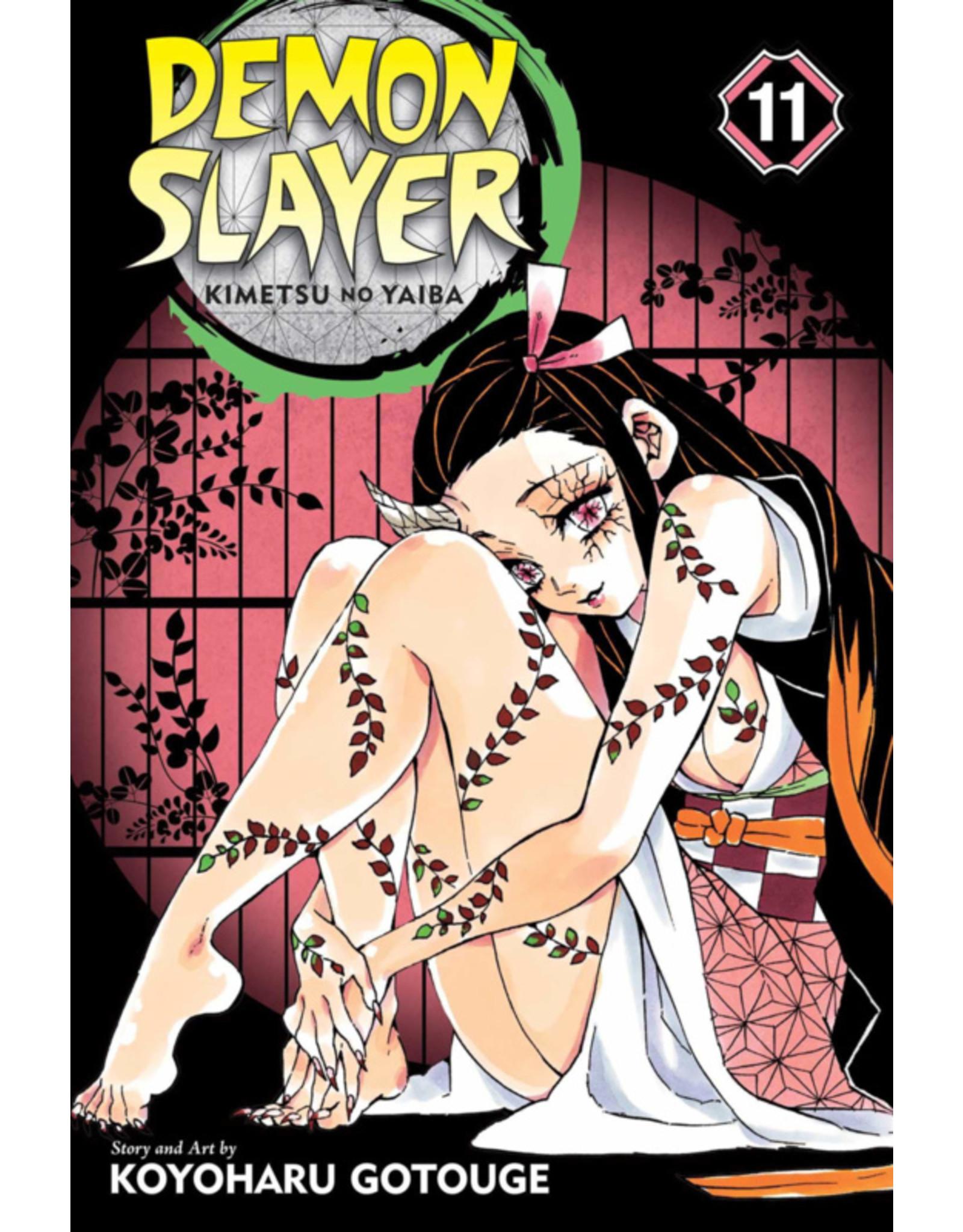 Demon Slayer Volume 11 (Engelstalig)