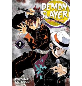 Demon Slayer Volume 02 (Engelstalig)