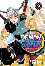 Demon Slayer Volume 09 (Engelstalig)