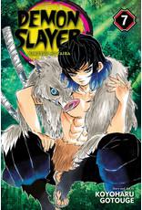 Demon Slayer Volume 07 (English version)