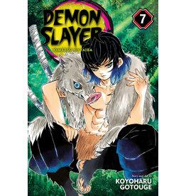 Demon Slayer Volume 07 (Engelstalig)