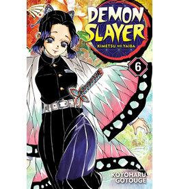 Demon Slayer Volume 06 (Engelstalig)