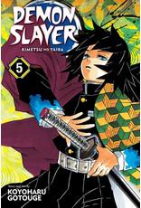 Demon Slayer Volume 05 (Engelstalig)
