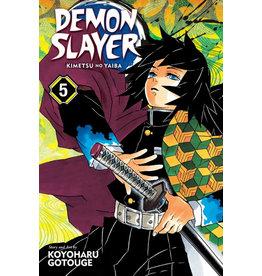 Demon Slayer Volume 05 (English version)