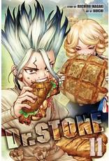 Dr. Stone 11 (Engelstalig)