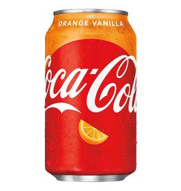 Coca-Cola Orange Vanilla - 355 ml