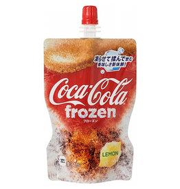Coca-Cola Frozen Lemon Slushie - 125ml
