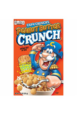 Cap'n Crunch's Peanut Butter Crunch - LARGE SIZE! - 487g