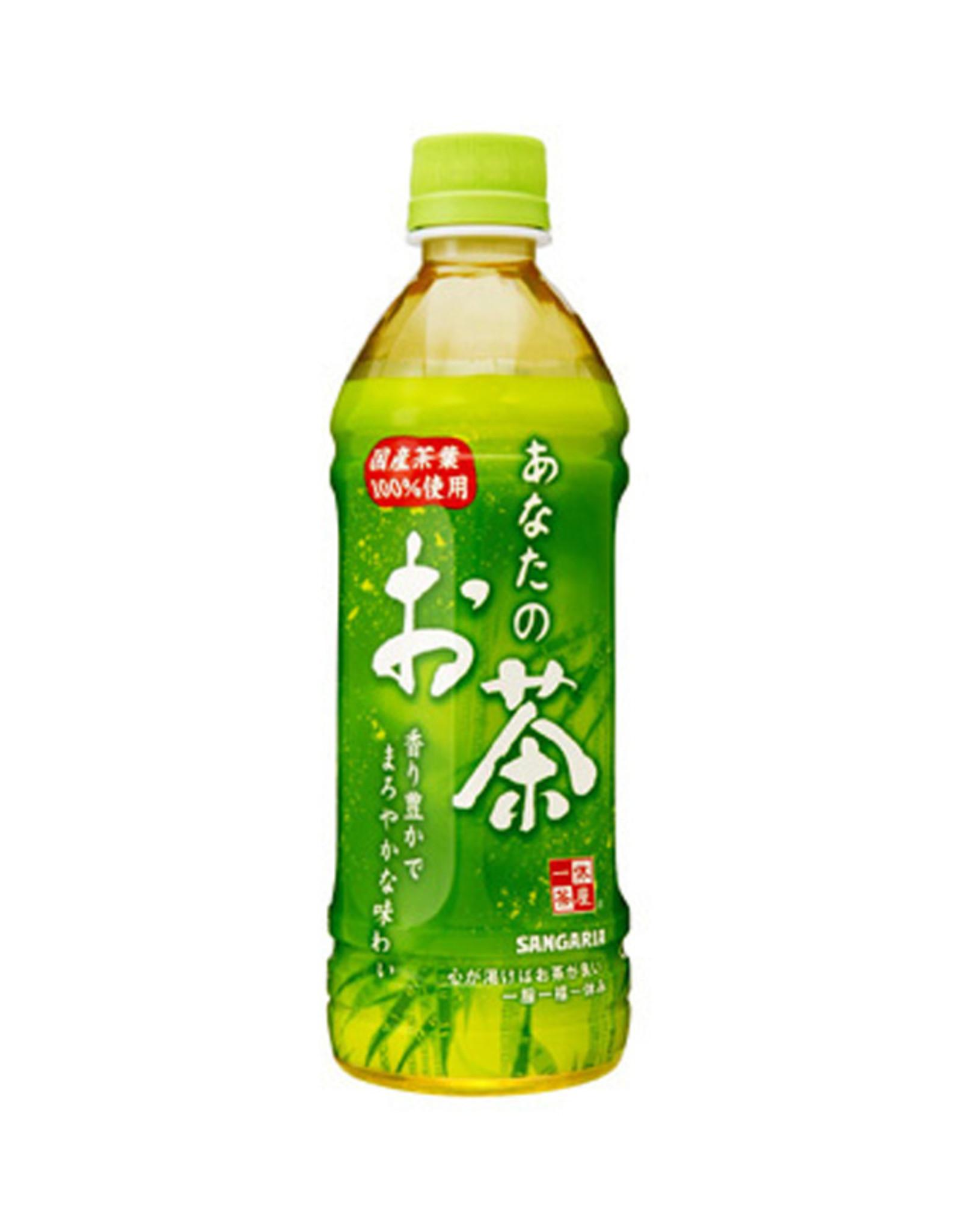 Sangaria Green Tea - 500ml