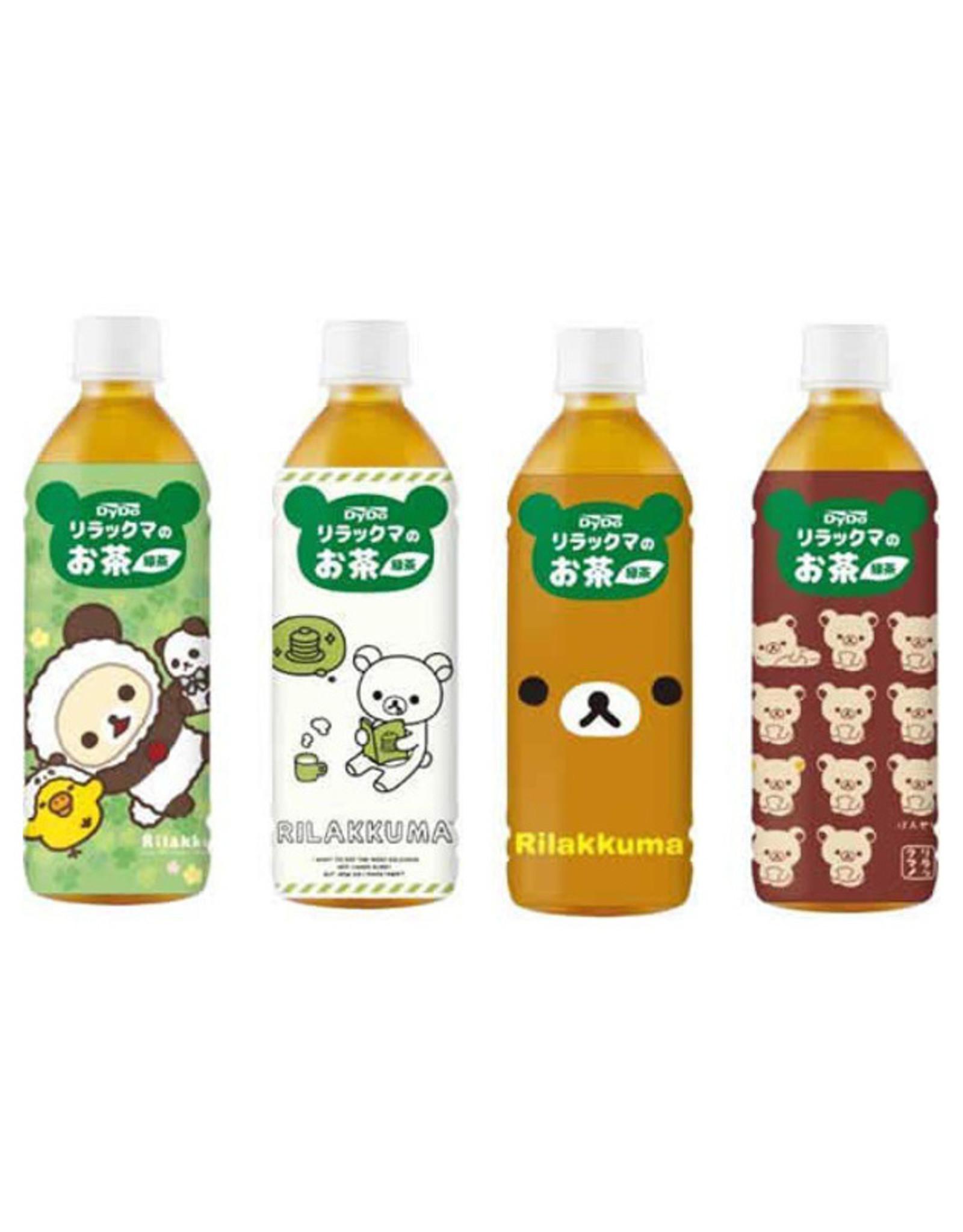 Rilakkuma Green Tea - 500ml