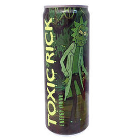 Rick & Morty - Toxic Rick Energy Drink