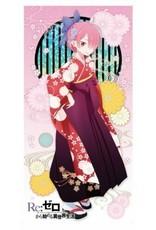 Re:Zero Premium Bath Towel Ram & Rem Kimono - 120 x 60 cm - Ram