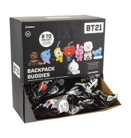 BT21 - Backpack Buddies Keychain - Mystery Bag