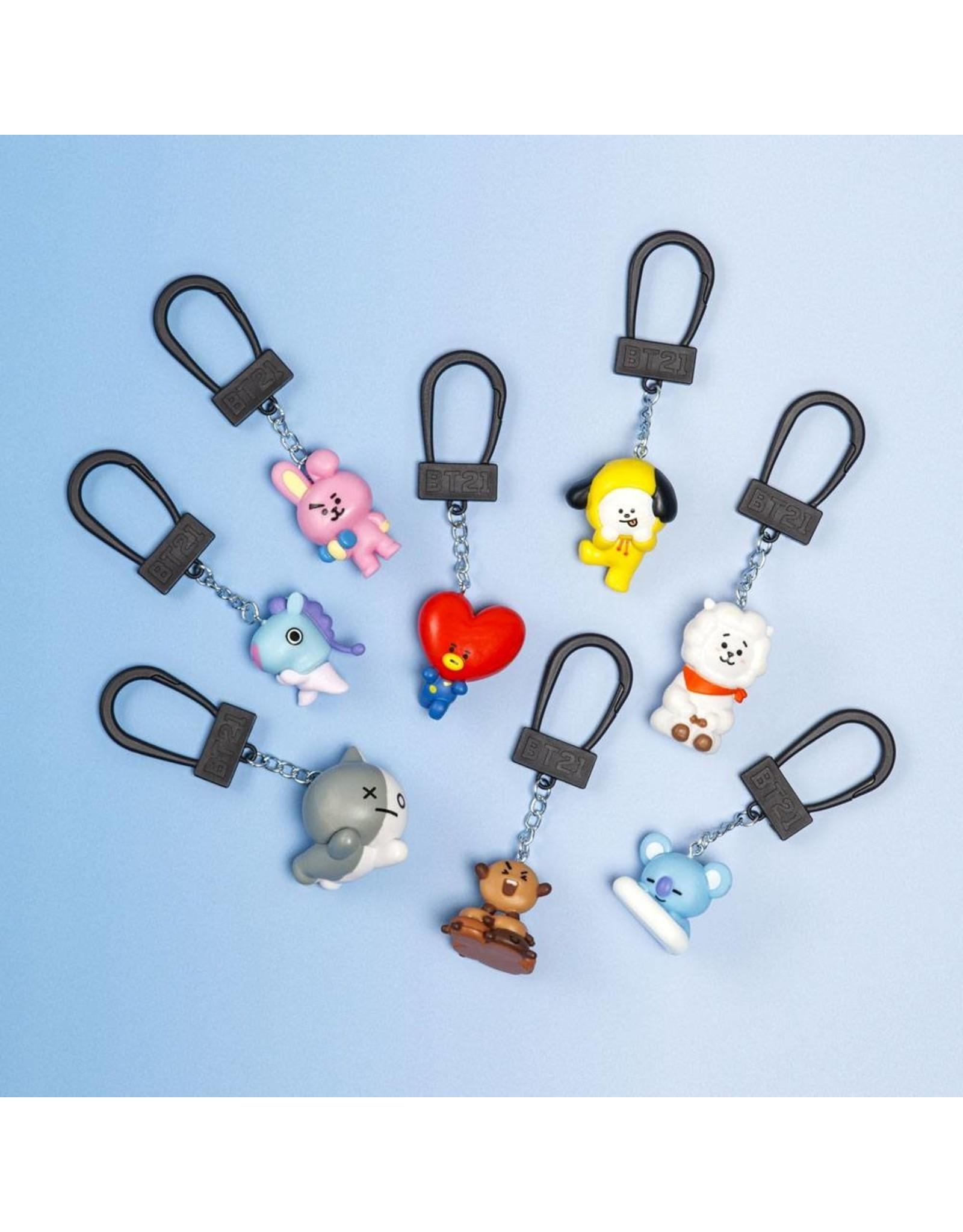 BT21 - Backpack Buddies Keychain - Mystery Bag