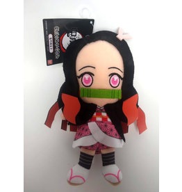 Demon Slayer Chibi Plush Figure - Nezuko Kamado - 15cm
